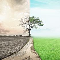 Wetter Klima Unterschied